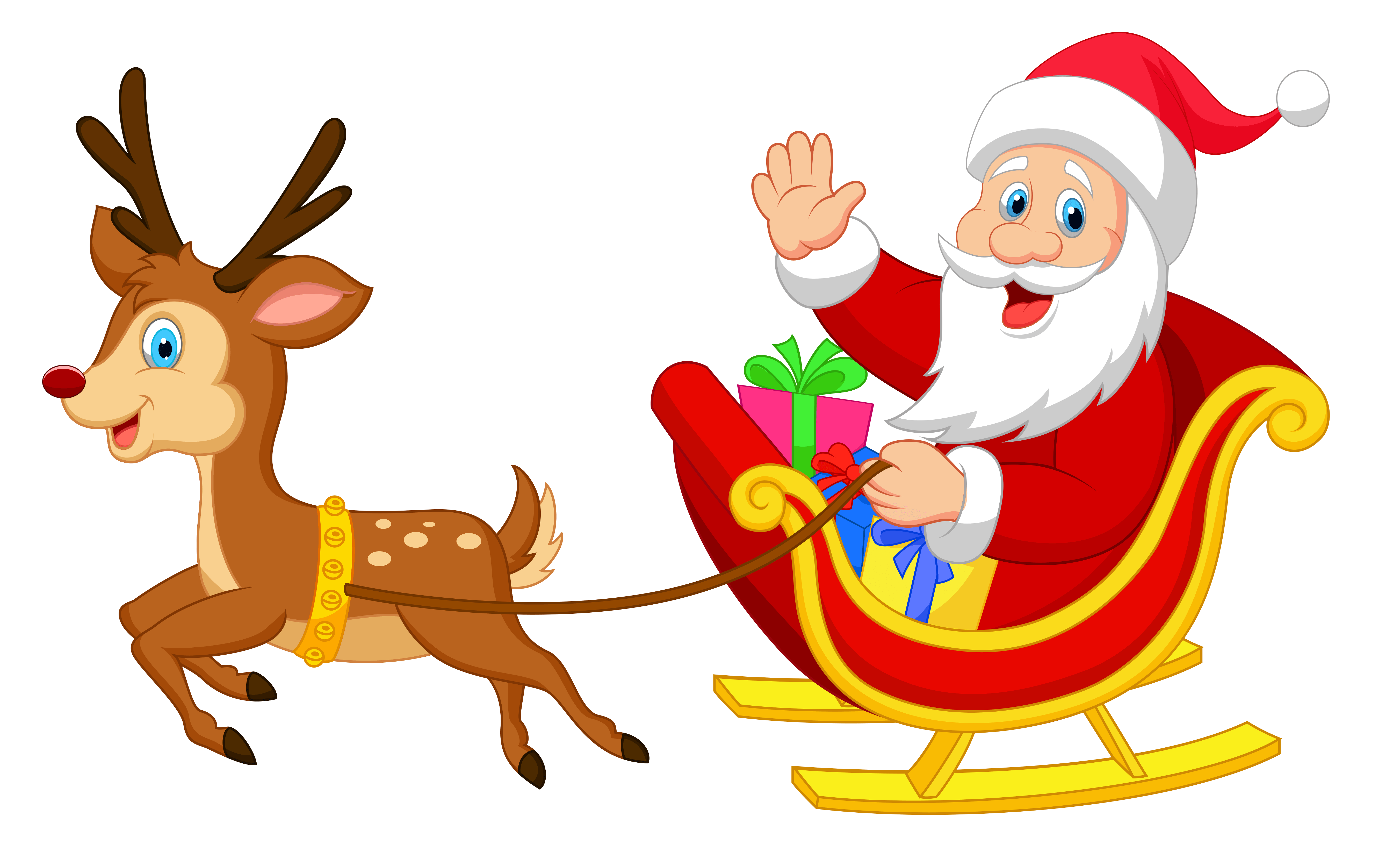 Free santa claus clipart pictures clipart freeuse download Free Santa Claus Clipart - Clipart Junction clipart freeuse download