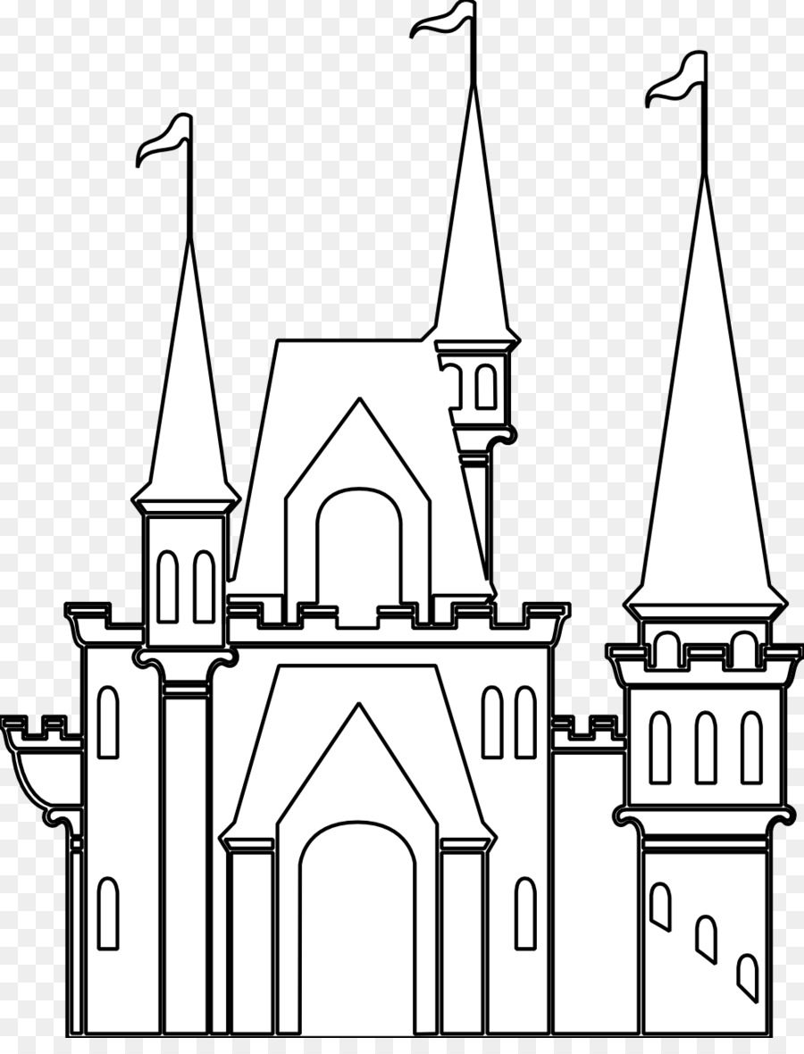 Clipart picture of sleeping beauty black and white vector castle princess png download - 999*1290 - Free Transparent Sleeping ... vector