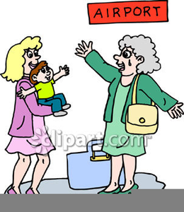 Clipart picture of tourist at airport banner royalty free Tourist Airport Clipart   Free Images at Clker.com - vector clip art ... banner royalty free