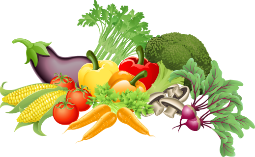 Veg clipart image black and white stock Free Vegetables Cliparts, Download Free Clip Art, Free Clip Art on ... image black and white stock