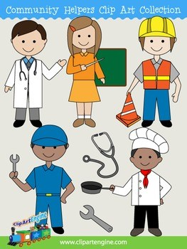 Clipart pictures of community helpers clip black and white download Community helpers clipart teacher 1 » Clipart Portal clip black and white download