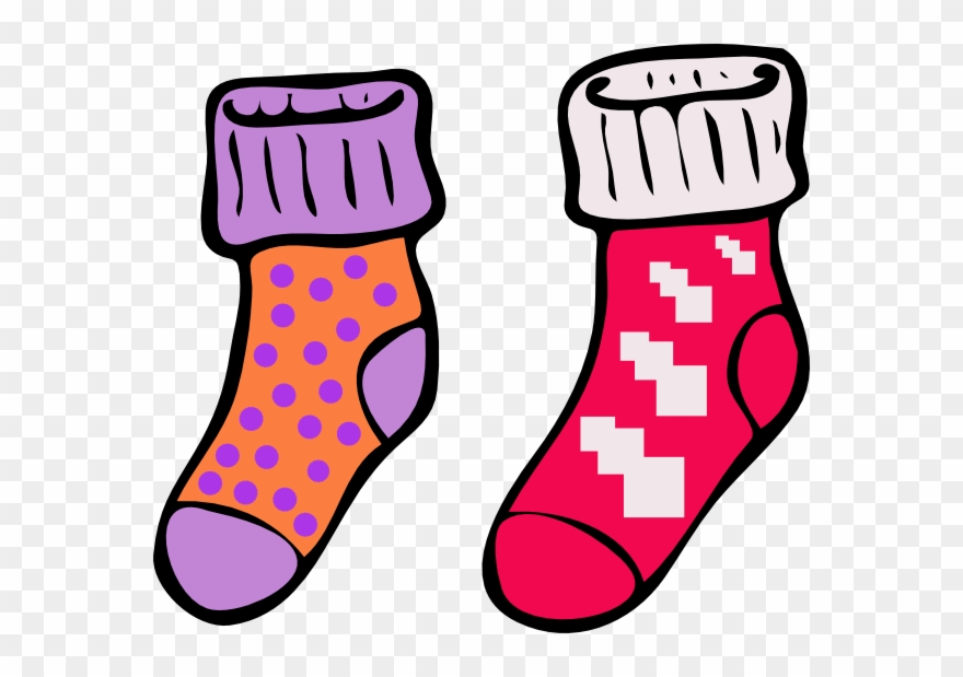 Clipart pictures of socks freeuse Sock Clipart Sock Clip Art - Colouring Pictures Of Socks - Png ... freeuse