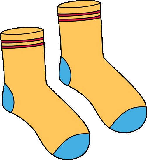 Girls socks clipart cute vector library library Free Socks Cliparts, Download Free Clip Art, Free Clip Art on ... vector library library