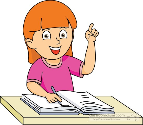 Clipart pictures of student asking a question clip art freeuse download Student asking a question » Clipart Portal clip art freeuse download