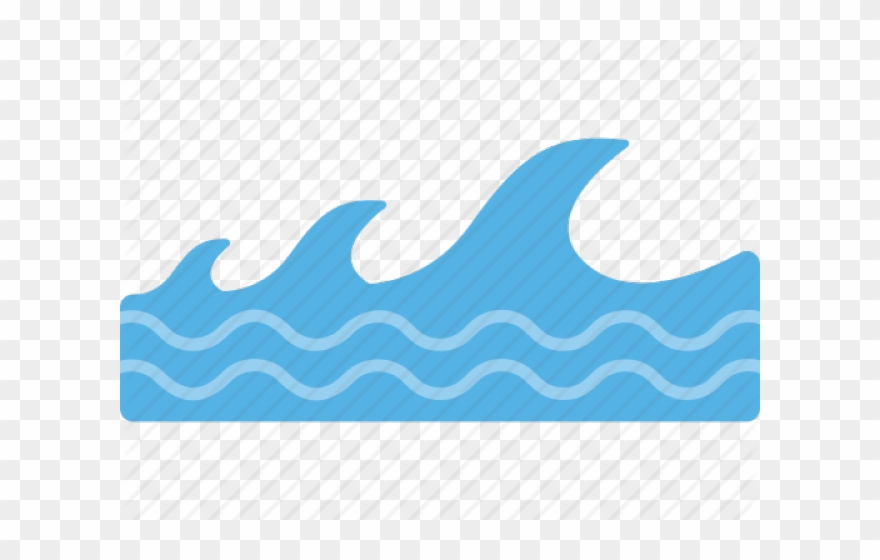 Wave clipart image picture black and white stock Breeze Clipart Water Wave - Ocean Waves Logo Png Transparent Png ... picture black and white stock