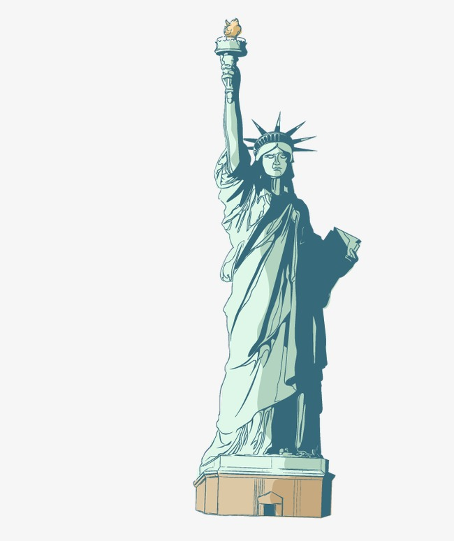 Statue liberty clipart clip art freeuse library 66+ Statue Of Liberty Clipart | ClipartLook clip art freeuse library