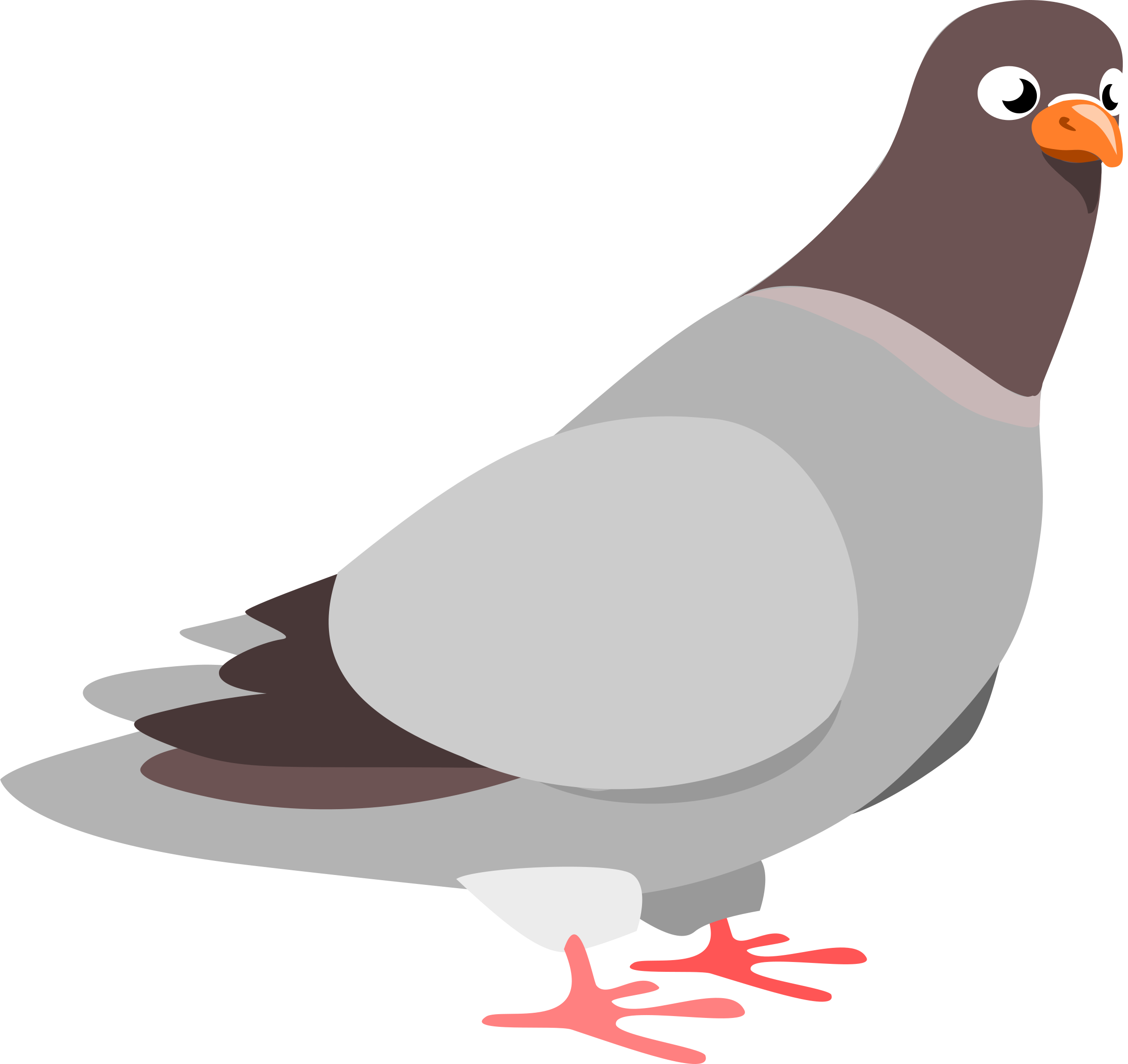 Peigin clipart png library library Free Pigeon Cliparts, Download Free Clip Art, Free Clip Art on ... png library library