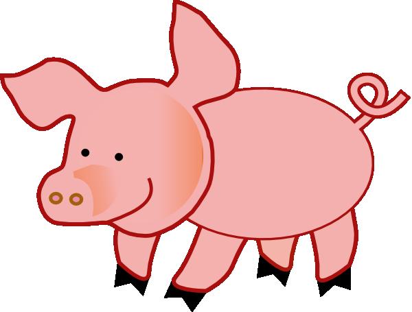 Piggy Clipart - Clipart Kid clip art download