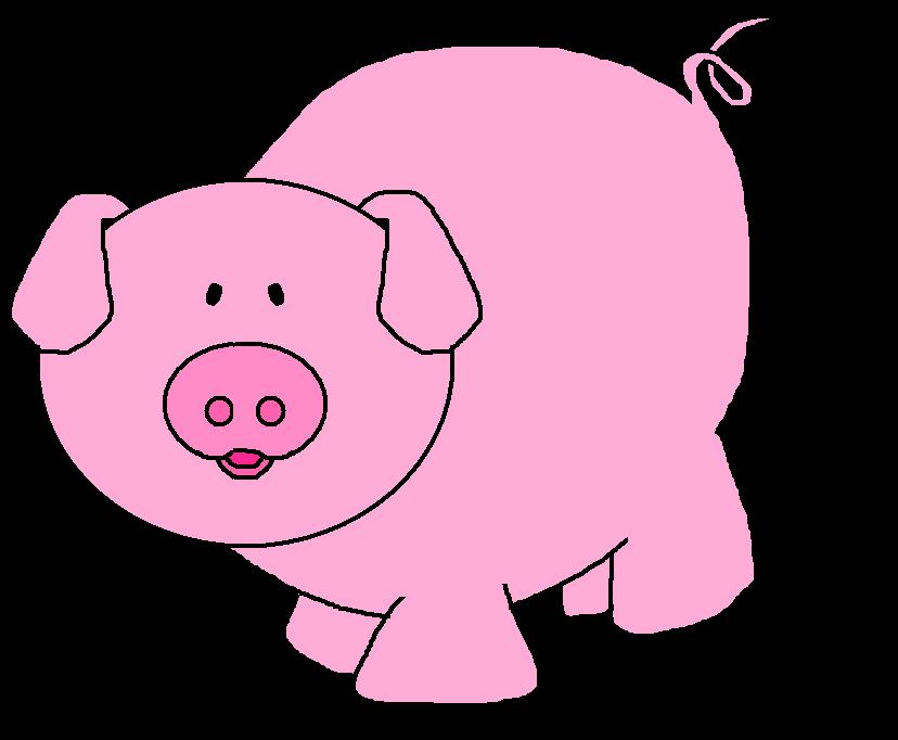 Piggy Clipart & Piggy Clip Art Images - ClipartALL.com clipart free download