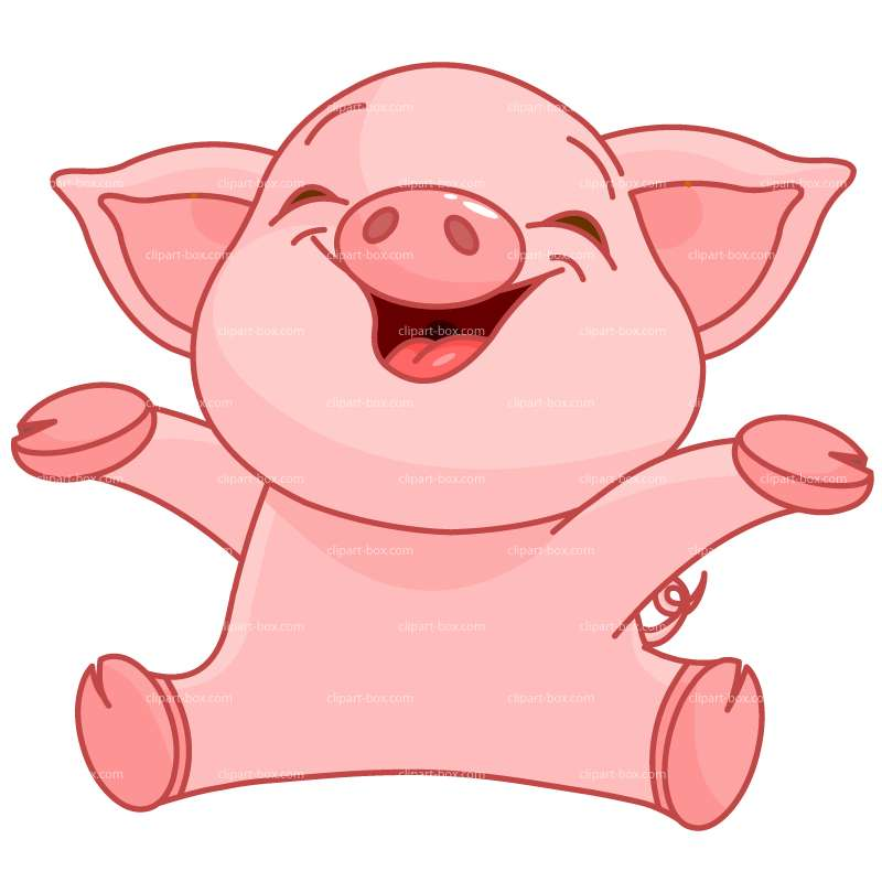 Clipart piggy picture library stock Piggy Clipart - Clipart Kid picture library stock