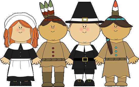 Thanksgiving pilgrim and indian clipart jpg royalty free stock Cute Pilgrim Clip Art | Pilgrims and Indians - Pilgrims and Indians ... jpg royalty free stock