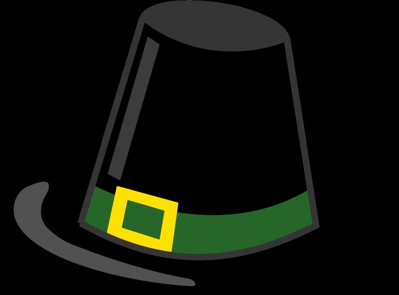 Clipart pilgrim hat banner download Free Clipart: Pilgrim hat | laobc banner download