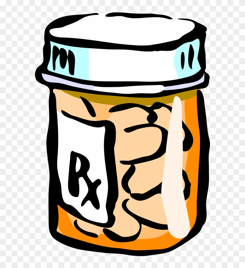 Clipart pill bottles png download Free Pill Bottle Clipart, Download Free Clip Art, Free - Medicine ... png download