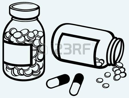 Clipart pill bottles clip art black and white stock Pill Bottle Clipart | Free download best Pill Bottle Clipart on ... clip art black and white stock