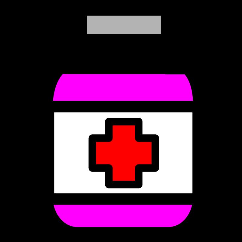 Clipart pill bottles clip library stock Pill Bottle Clipart | Clipart Panda - Free Clipart Images clip library stock