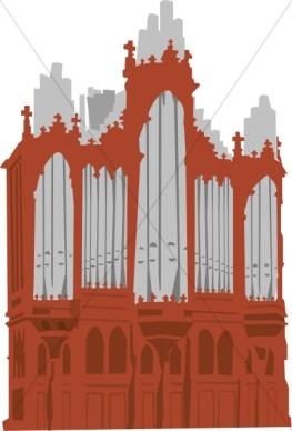 Clipart pipe organ clip art royalty free stock Cathedral Pipe Organ   Clipart Panda - Free Clipart Images clip art royalty free stock