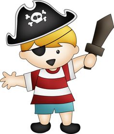 Pirate boy clipart jpg library library 69 Best Pirate Clipart images | Clip art, Pirates, Pirate boats jpg library library