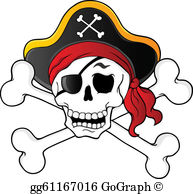 Pirate clipart pictures svg royalty free download Pirate Clip Art - Royalty Free - GoGraph svg royalty free download