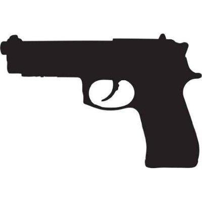 Clipart pistol svg royalty free stock Pistol Clipart - Clip Art Library svg royalty free stock