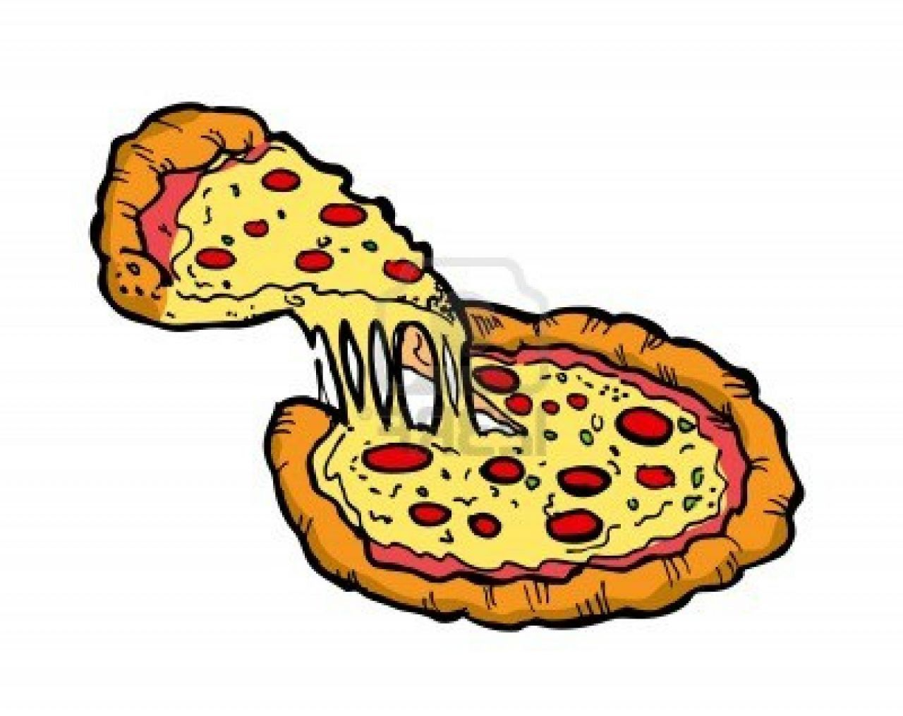 Clipart pizza pictures clip library stock Pizza Pie Clip Art   Clipart Panda - Free Clipart Images   clip art ... clip library stock