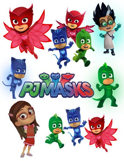 Clipart pj masks clipart black and white Pj masks clipart | vinyl projects in 2019 | Pj mask, Pj masks ... clipart black and white