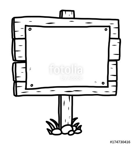 Placard clipart svg free stock Placard clipart black and white 3 » Clipart Portal svg free stock