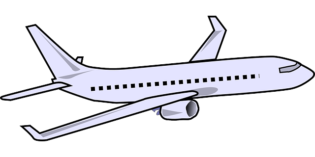Clipart plane black and white library Cartoon Airplane Clipart | Clipart Panda - Free Clipart Images black and white library