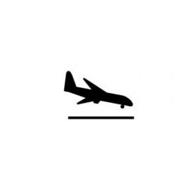 Clipart plane landing image transparent library Clipart plane landing - ClipartFest image transparent library