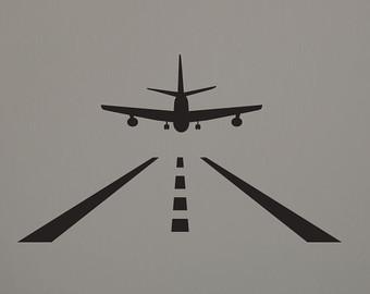 Clipart plane landing jpg transparent How to drive a plane Archives - DiscoveryMundo Blog jpg transparent
