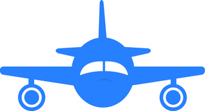 Clipart plane stock free svg library Clip Art Airplane Travel Clipart - Clipart Kid svg library