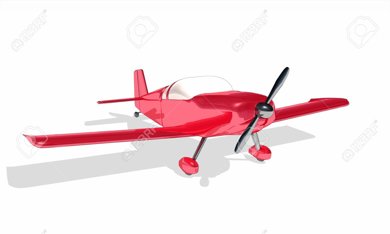 Clipart plane stock free picture free download Clipart - Red Airplane Stock Photo, Picture And Royalty Free Image ... picture free download
