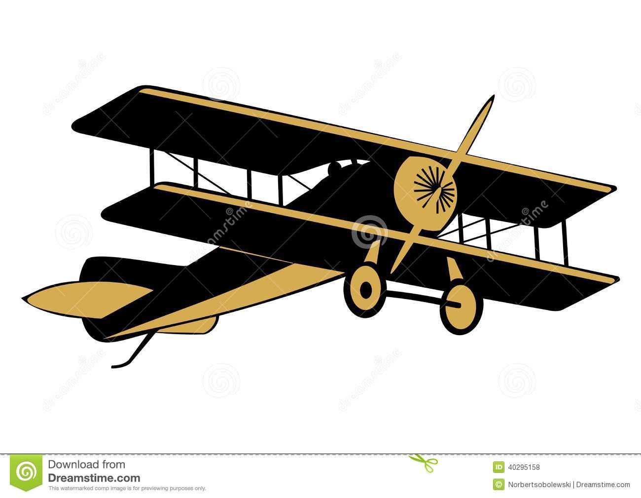 Clipart plane stock free jpg freeuse stock Airplane Stock Vector - Image: 40295158 jpg freeuse stock