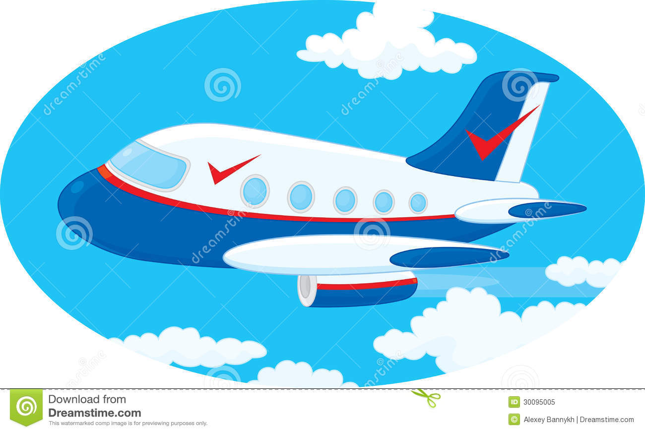 Clipart plane stock free vector Airplane Royalty Free Stock Photo - Image: 30095005 vector