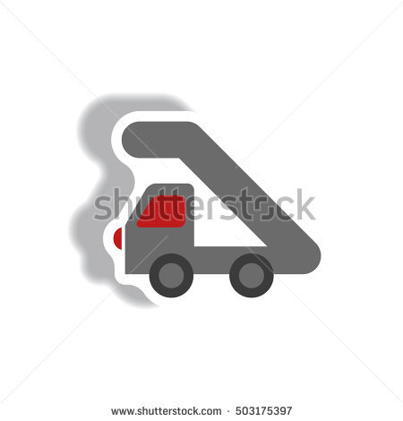 Clipart plane with staircase png freeuse Plane Stairs Stock Vectors, Images & Vector Art | Shutterstock png freeuse