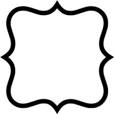 Clipart plaque