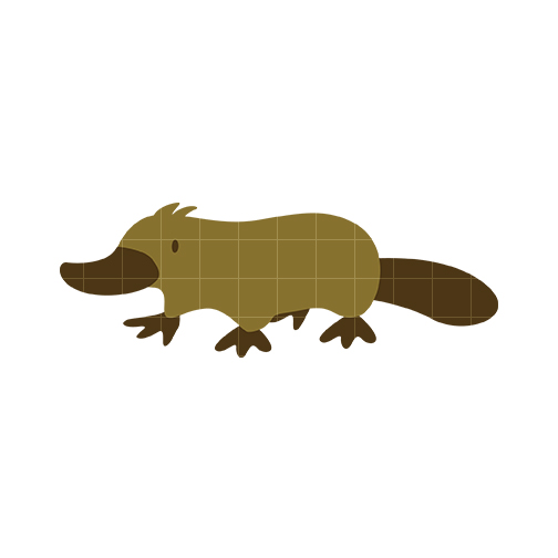 Clipart platypus image black and white stock Free Platypus Clipart, Download Free Clip Art, Free Clip Art on ... image black and white stock