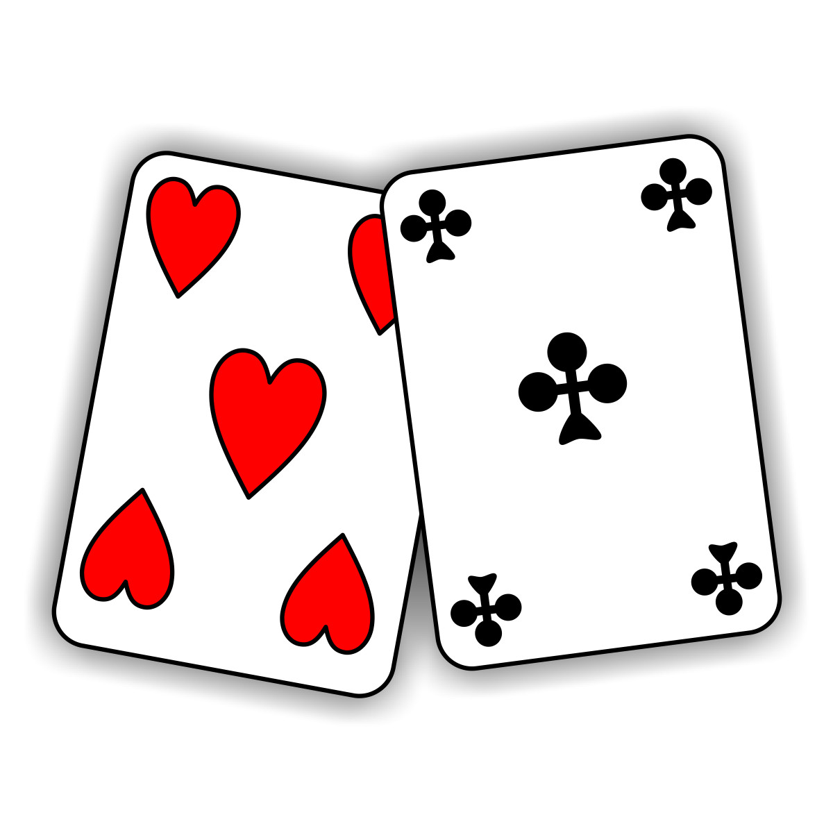 Playing cards at the beach clipart clipart royalty free library Free Play Cards Cliparts, Download Free Clip Art, Free Clip Art on ... clipart royalty free library