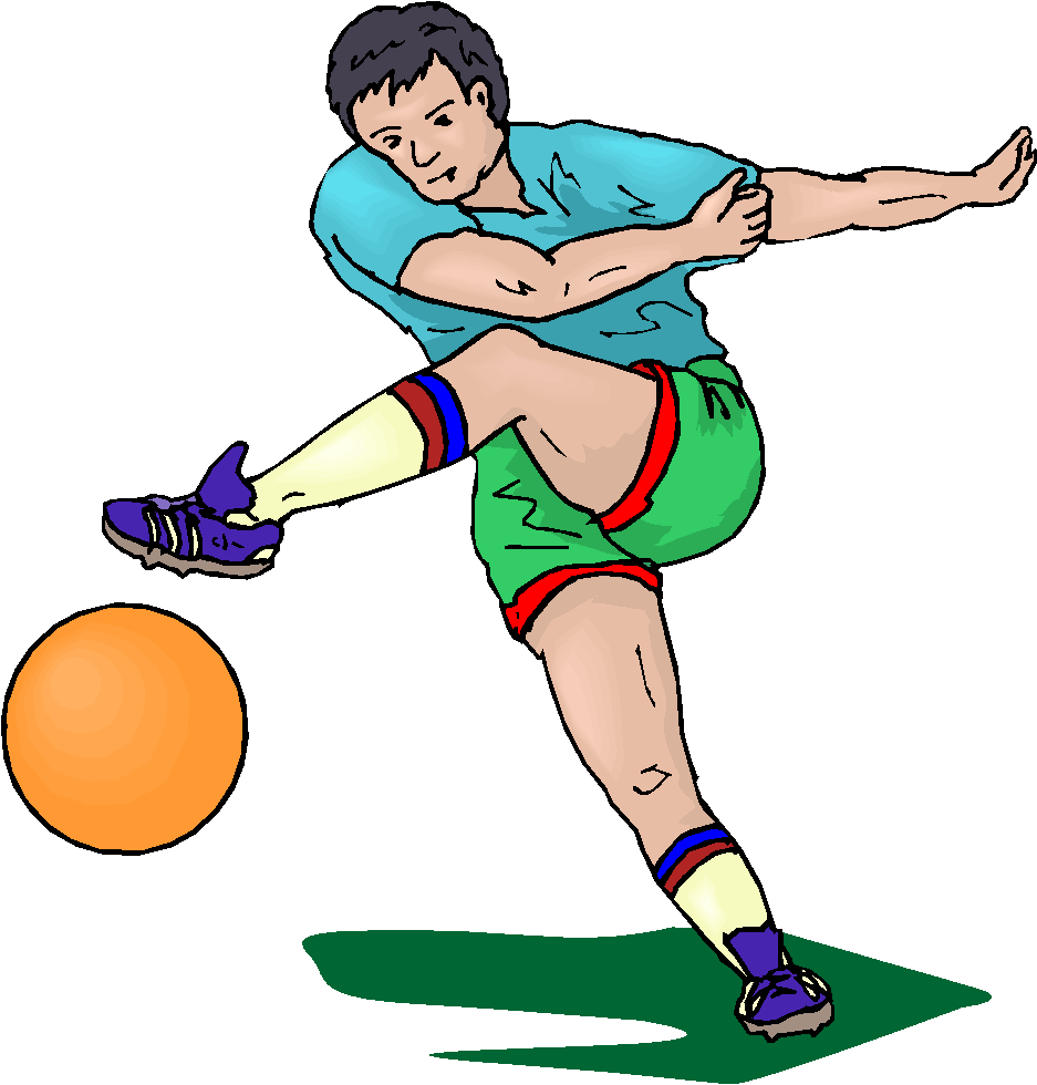 Clipart player vector black and white stock Football player clipart images - Cliparting.com vector black and white stock