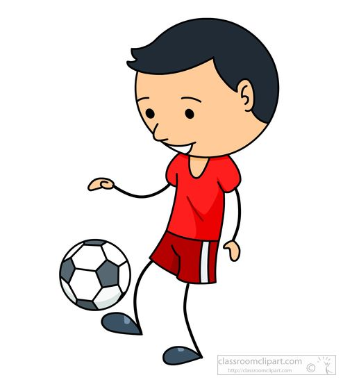 Playing soccer clipart png stock Girl Soccer Player Clipart | Free download best Girl Soccer Player ... png stock
