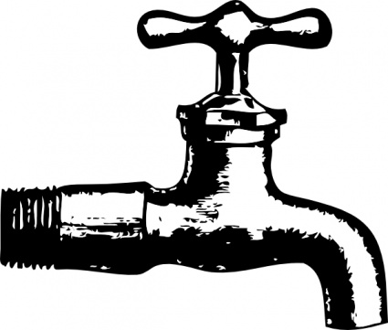 Clipart plumbing svg black and white download Plumbing Clip Art Free - ClipArt Best svg black and white download