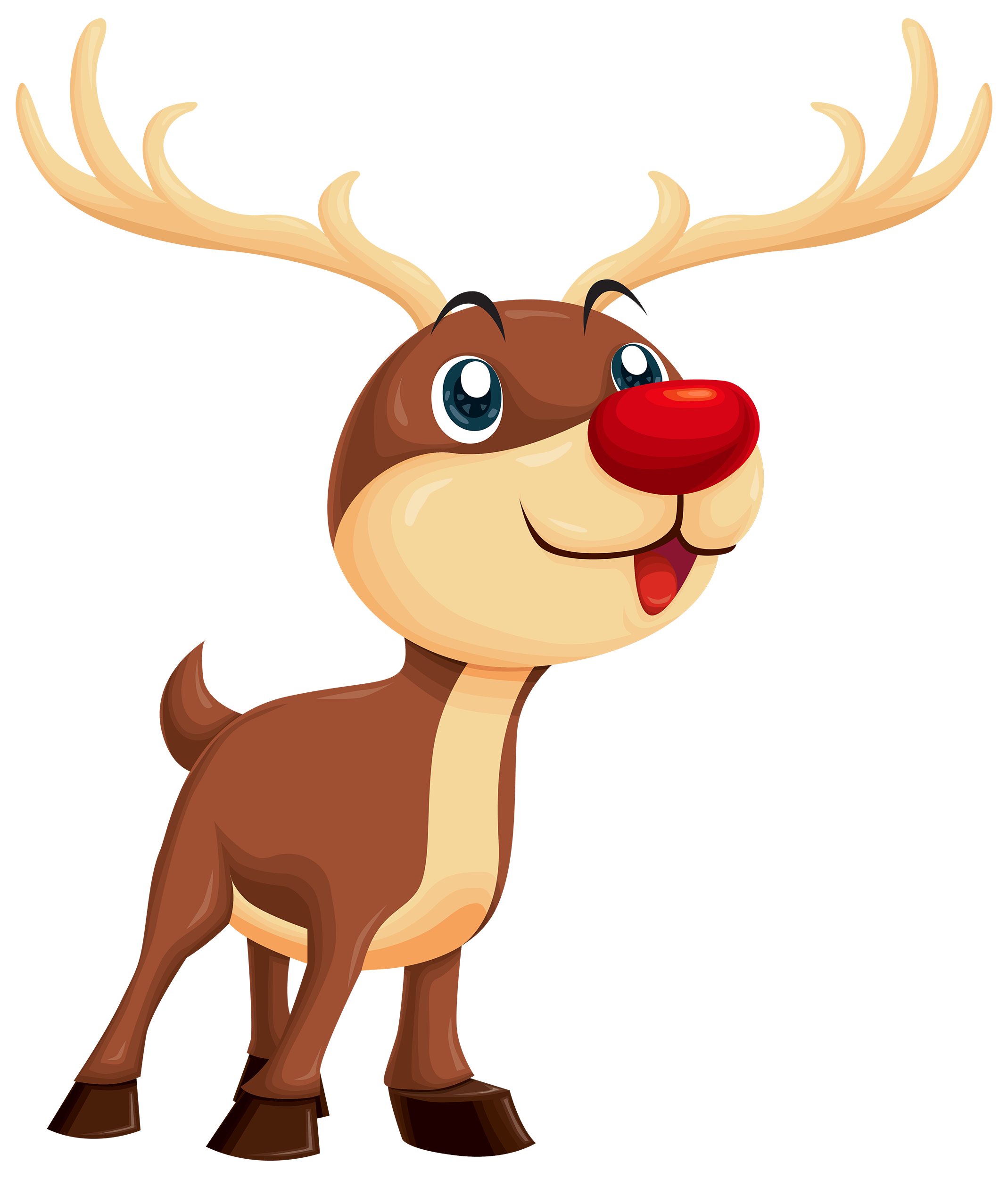 Clipart png png free library Rudolph PNG Clipart - Best WEB Clipart png free library