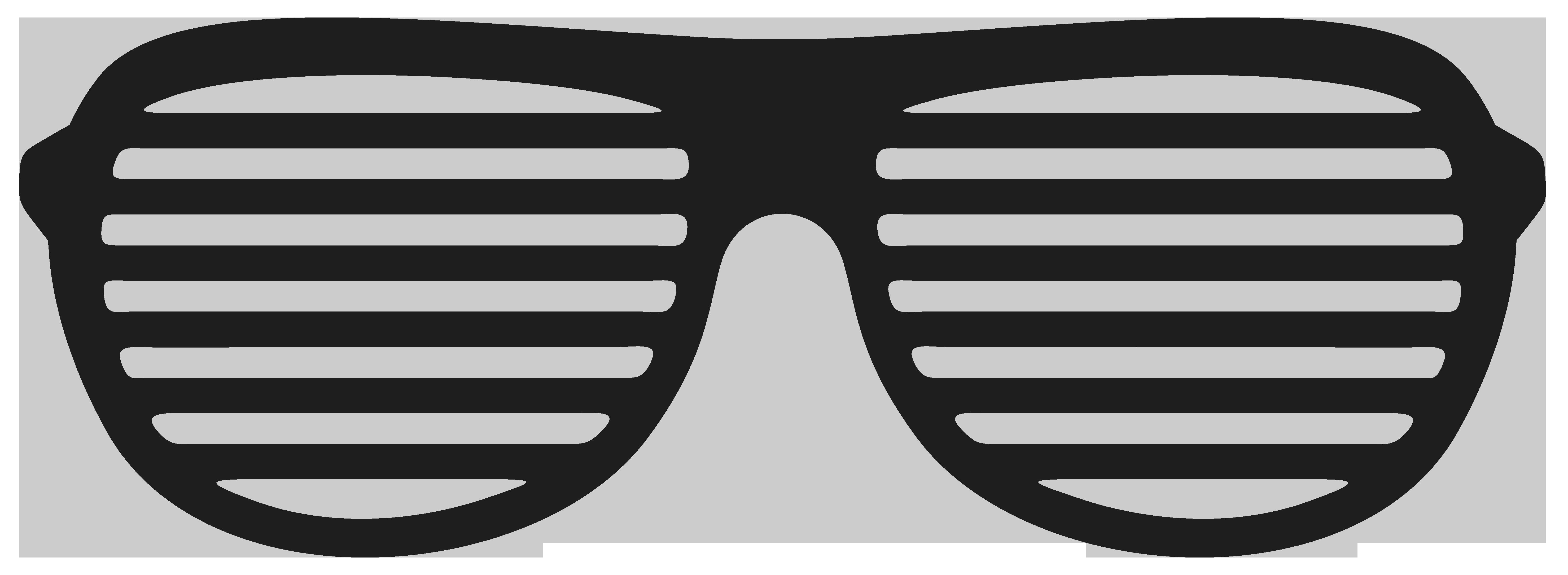 Shutter shades Sunglasses Stock illustration Clip art - Movember ... freeuse stock