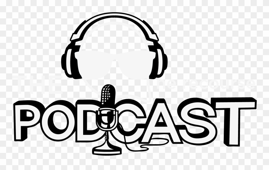 Clipart podcast picture black and white download Headphone Podcast Art Clipart (#1019916) - PinClipart picture black and white download