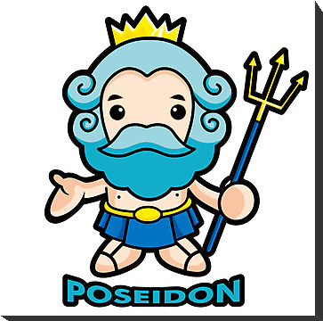 Clipart poesidon banner black and white library Poseidon Clipart & Look At Clip Art Images - ClipartLook banner black and white library