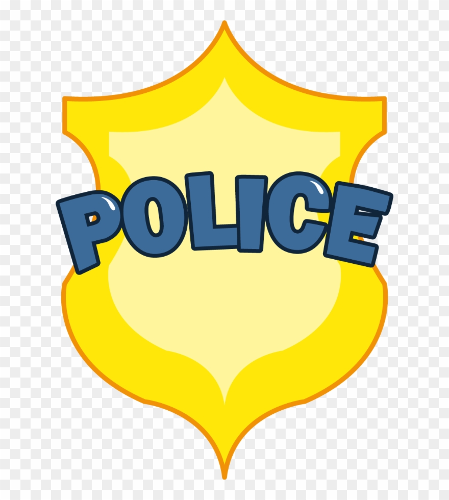 Clipart police badge png freeuse download Police Badge Clipart - Police Clipart - Png Download (#80459 ... png freeuse download