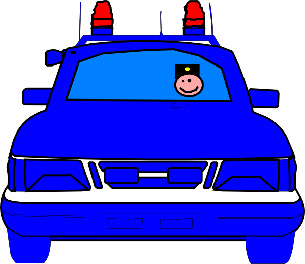 Deputy car clipart. Police clip art at