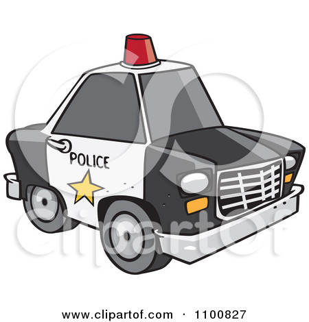 Clipart police car outline graphic freeuse library Clipart police car outline - ClipartFest graphic freeuse library