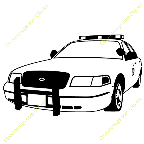 Clipart police car outline clipart library Clipart police car outline - ClipartFest clipart library