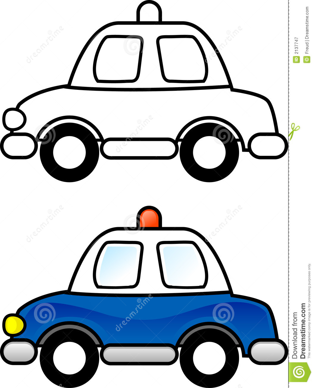 Clipart police car outline image royalty free library Police Car Clipart | Clipart Panda - Free Clipart Images image royalty free library