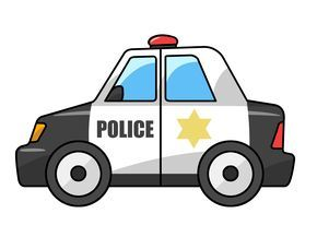 Clipart police emergency number vector library stock Free to Use & Public Domain Police Car Clip Art - ClipArt ... vector library stock